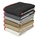 Protective Quilted Moving Blanket Pads - Pkg Qty 6