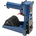 Pneumatic Coil Carton Stapler, Blue