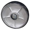 "8"" Polyurethane Steer Wheel for Wesco® Pallet Trucks 330438 & 168182"