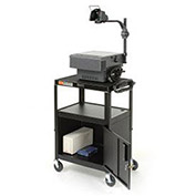 Audio Visual & Instrument Security Cart Steel