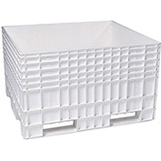 "BUCKHORN Big Box Containers - 48""Wx44""Lx30""H"