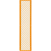 Machinery Wire Fence Partition Panel, 1' W