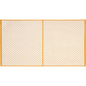 Machinery Wire Fence Partition Panel, 9' W