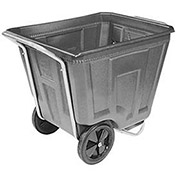 AKRO-MILS Low Profile 90 Gallon Tilt Cart Without Lid