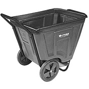 AKRO-MILS Akro-Cart - 450-Lb. Capacity - Without Lid - Gray