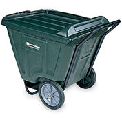 AKRO-MILS Akro-Cart - 450-Lb. Capacity - With Lid - Green