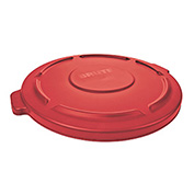 Brute Flat Lid For 44 Gallon Round Trash Container