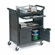 Rubbermaid Plastic Instrument Cart