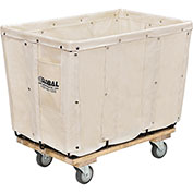 Canvas Basket Bulk Truck, 8 Bushel