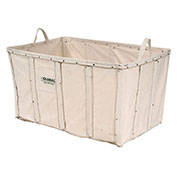 Liner for Best Value 8 Bushel Canvas Basket Bulk Truck