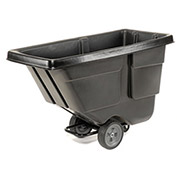 RUBBERMAID Light Duty 1/2 Cu. Yd. Tilt Truck