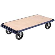 Adjustable Panel & Sheet Mover Truck, 48x24, 2000 Lb. Capacity (Uprights Not Included)