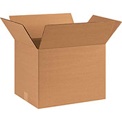 "16""x12""x12"" Cardboard Corrugated Box, 200lb. Test/ECT-32, 25 Pack - Pkg Qty 25"