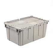 QUANTUM Attached Lid Tote - 24-1/2x15x13-3/4""