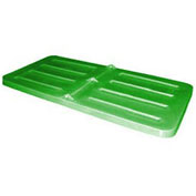 Bayhead Lid for 2.2 Cubic Yard Tilt Truck, Green