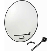 "160 Degree Outdoor Acrylic Mirror, 36""Dia"