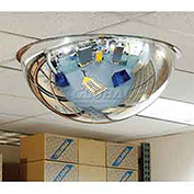 "Full Dome Ceiling Mirror, 26"" Diameter, 360°"