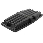 Hinged Lid for 1 Cubic Yard Rubbermaid Tilt Trucks