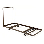 Table Cart For Rectangular Folding Tables, 12 Table Capacity