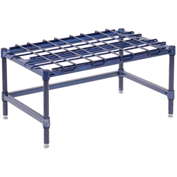 "Stationary Dunnage Rack, Steel, 30""W x 18""D"