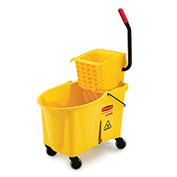 Rubbermaid Wavebrake® Mop Bucket & Wringer Combo