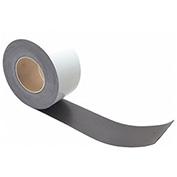 """50 ft X 3""""H Magnetic Write-On Label, 1 Roll"""