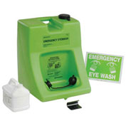 Fendall 16 Gallon Porta Stream II Portable Eyewash Station - With Solution