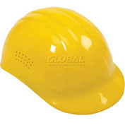 ERB™ Vented 4-Point Suspension Bump Cap, Yellow, 19112