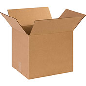 "Cardboard Corrugated Box, 14"" x 12"" x 12, 25 Pack"