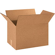 "Cardboard Corrugated Box, 18"" x 12"" x 12, 25 Pack"