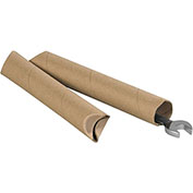 Crimped End Mailing Tubes - 1.5x15""