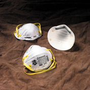 3M 8210 Disposable Particulate Respirator, N95, 20/Box