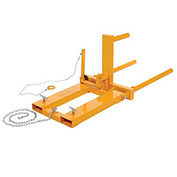 Fork-Mounted Drum Positioner, Horizontal Racker & Lifter