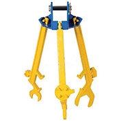 Vestil PDL-800-M Multi-Purpose Drum Lifter & Wrench