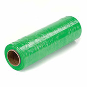 "Stretch Wrap 18"" x 1500' x 80 Gauge, Light Green - Pkg Qty 4"