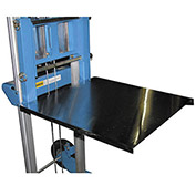Load Platform for VESTIL Aluminum Winch Lifts