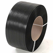 "Pac Strapping Polyester Strapping, 1/2"" W x 5800' L, 16"" x 3"" Core Size"