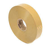 "Machine Length Carton Sealing Tape, 2"" x 1000 Yds, 1.9 Mil, Tan - Pkg Qty 6"