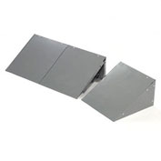 Locker Slope Top Kit 12x18 Gray