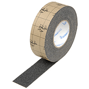 "Anti-Slip Tape 5-1/2""Sq. Strips, Black, 50/Pk"