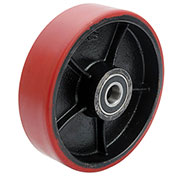 "Replacement 7"" Polyurethane Steer Wheel"