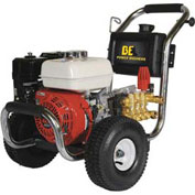 BE Pressure PE-2565HWSCOM 2,700 PSI 6.5 Hp Stainless Steel Pressure Washer