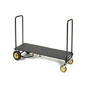 Snap-On Deck for Multi-Cart Convertble Hand Trucks