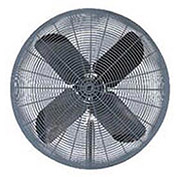 "TPI 30"" Fan Head Non Oscillating, 1/2 HP, 9850 CFM"