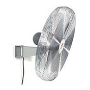 TPI 24 Wall Mount Fan, 1/4 HP, 1 PH, Explosion Proof Motor