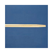 "60"" Hardwood Broom Handle, Tapered End"