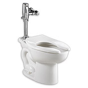 Madera ADA Elong Toilet W/Everclean, 1.1-1.6GFP