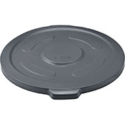 Trash Container Lid for 55 Gallon Garbage Can
