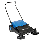 Powr-Flite PS320 Industrial Push Sweeper