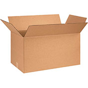 "Corrugated Boxes - 26x14x14"", 10/Pk"